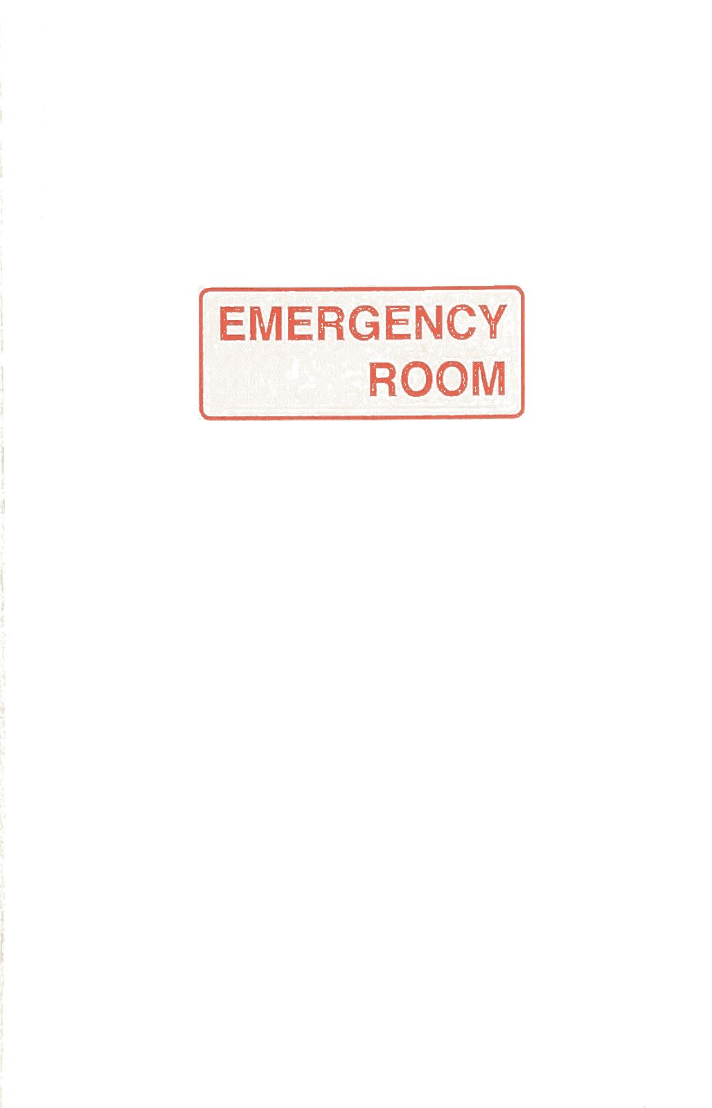 COLONEL. Emergency Room Dictionary