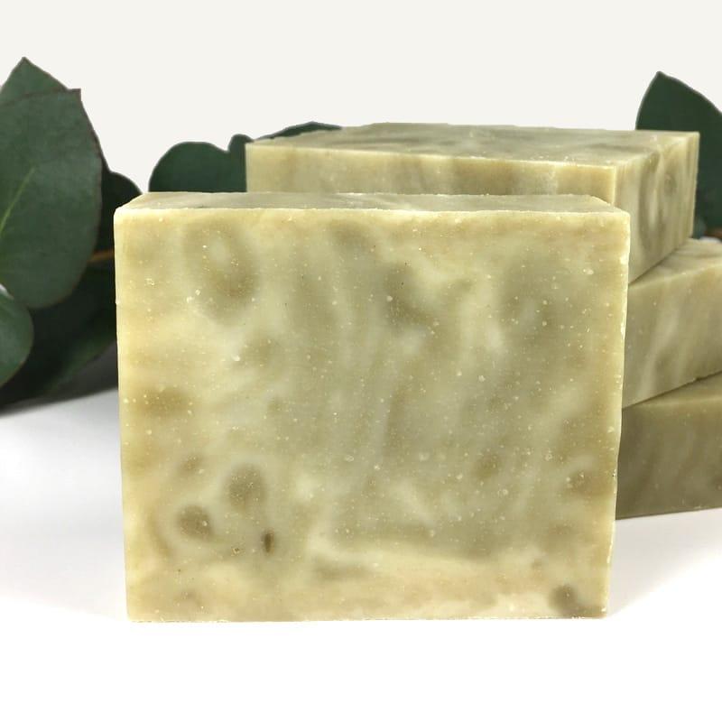Teebaum-Eukalyptus-Gesichtsseife