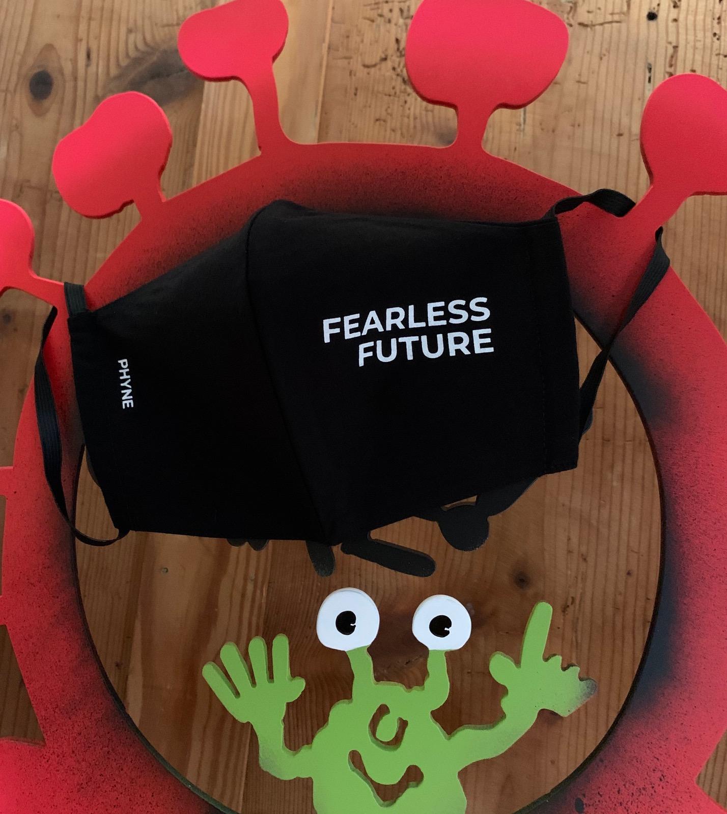 fearless future Maske