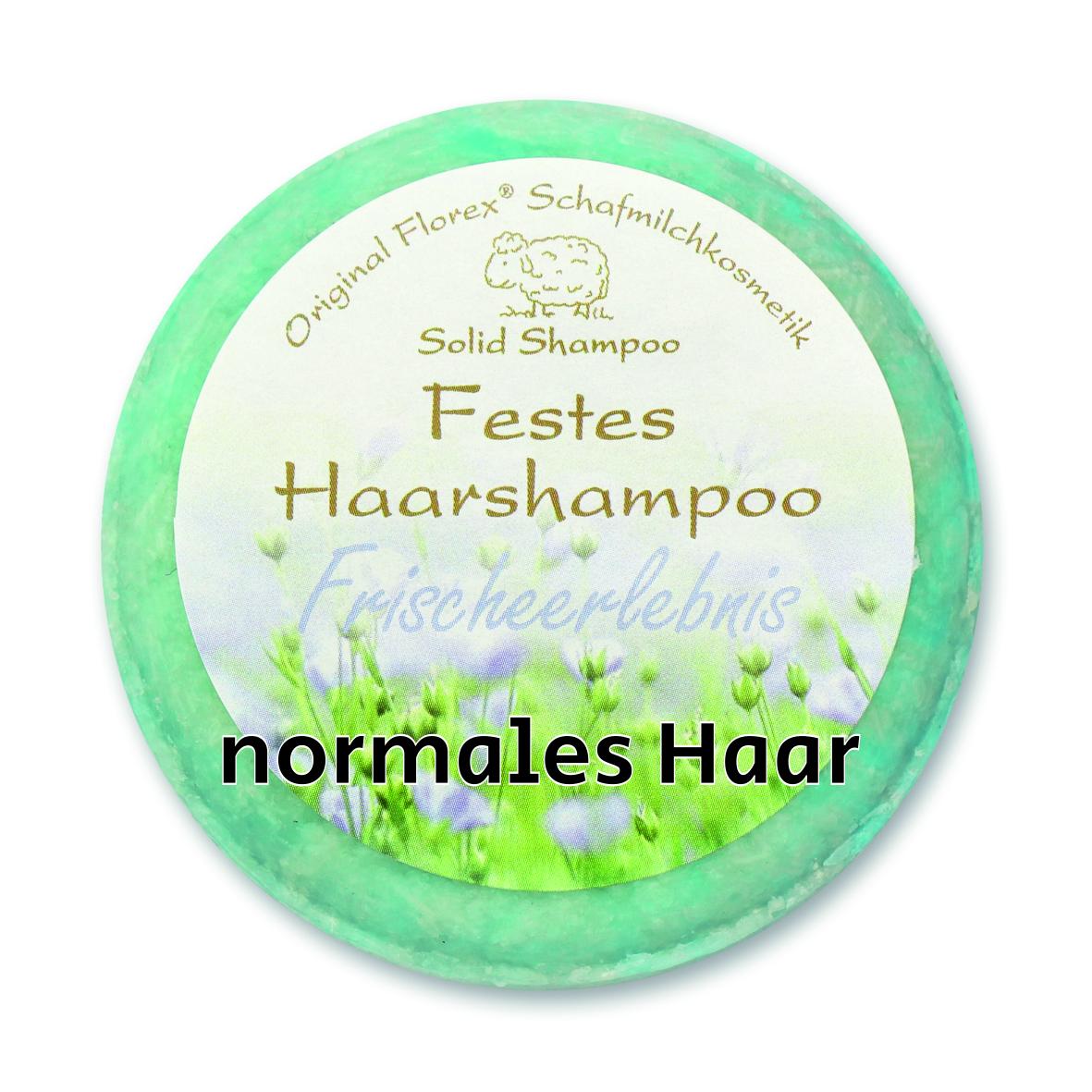 Festes Shampoo Frischeerlebnis