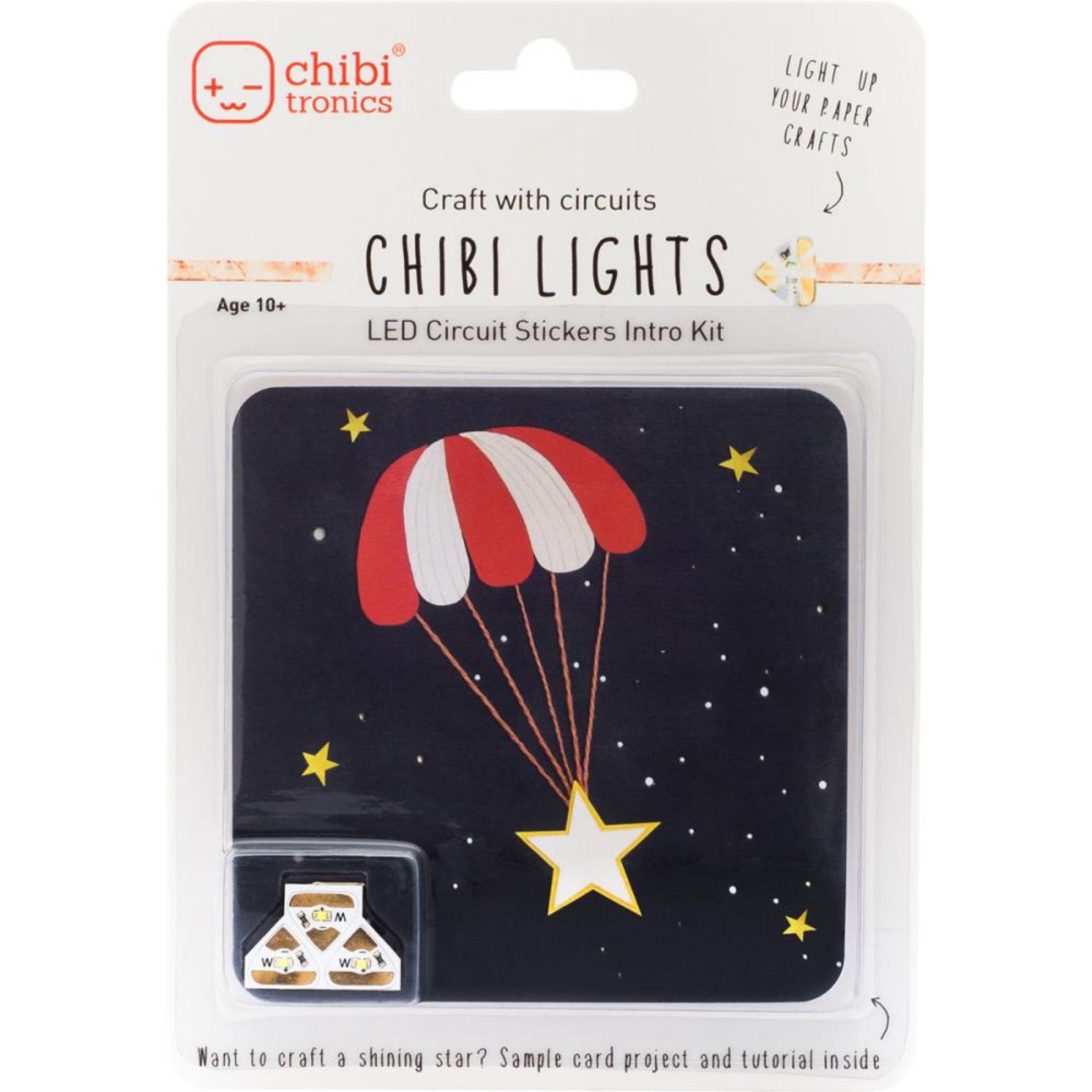 Chibi Lights Intro Pack
