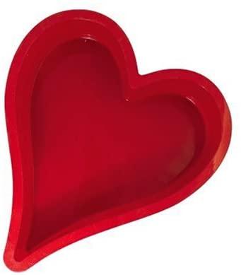 SiliconZone Bakeform Hjerte