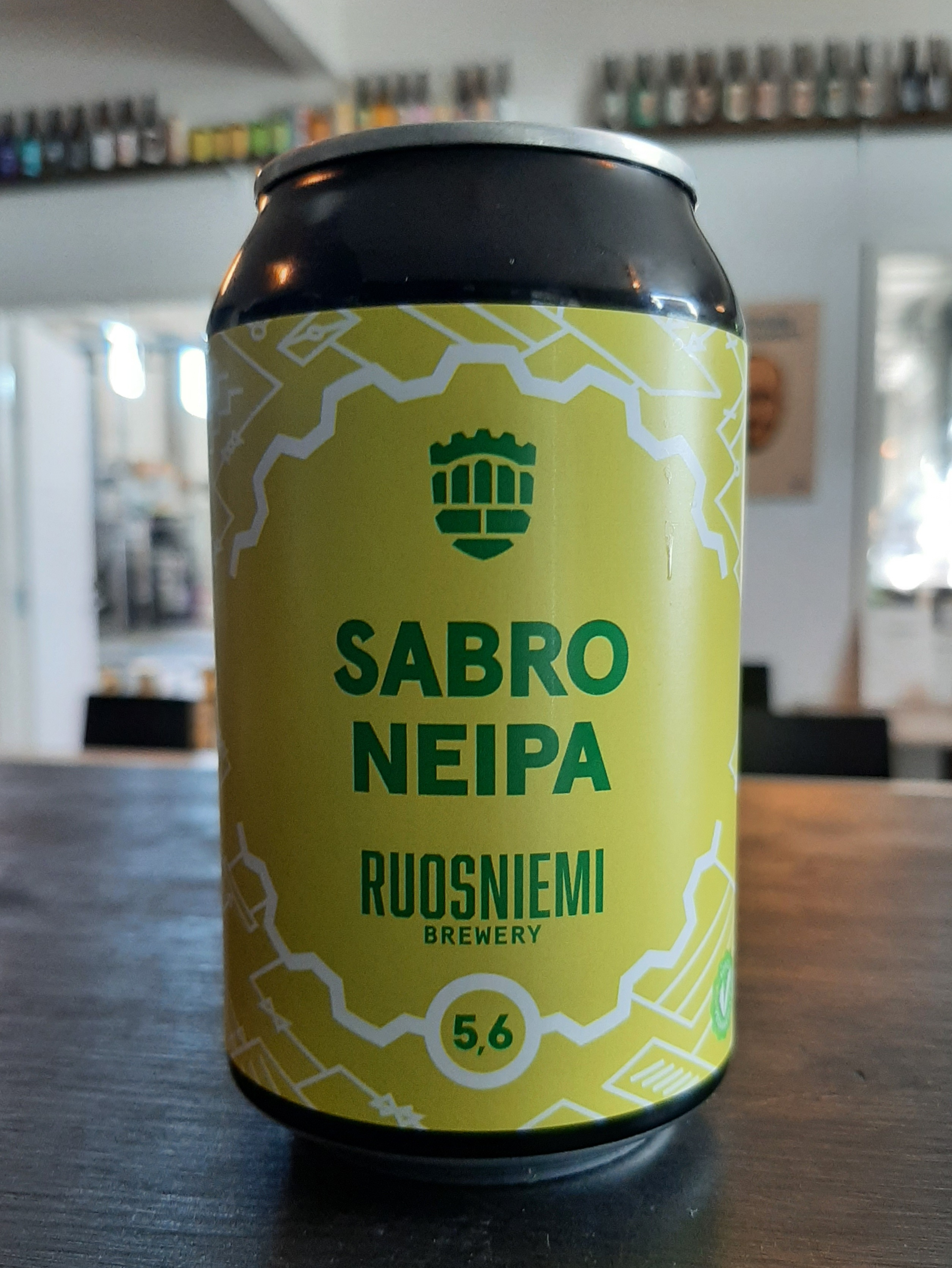 Sabro Neipa  0,33l 5,6 %