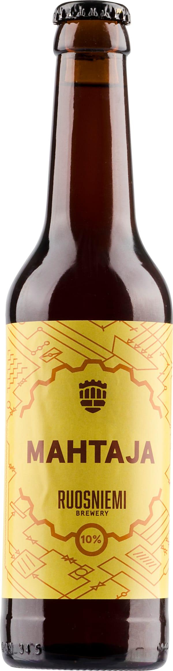 Mahtaja Malt Liquor 0,33l 10%
