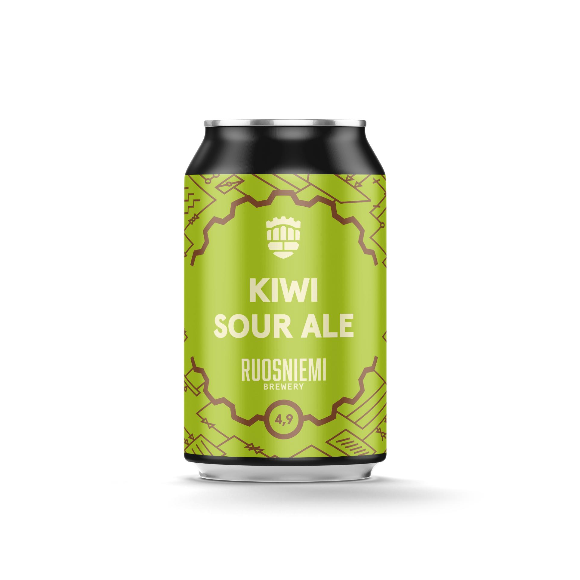 Hki - Kiwi Sour Ale 0,33l 4,9% 0,33 l tlk