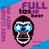 Hki - Full Taste #012  Hazy Clouds Hazy IPA 5,2 % 0,33 l tlk