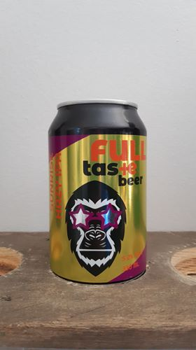 Full Taste Sunrise Hazy IPA 0.33l 5.2%