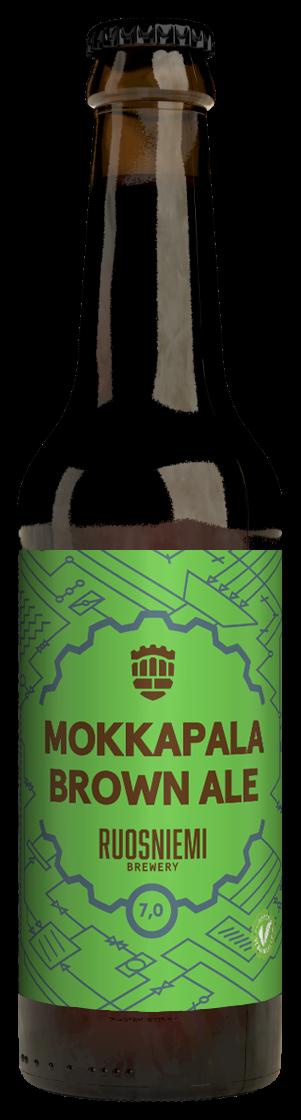 Mokkapala Brown Ale 0,33l 7%