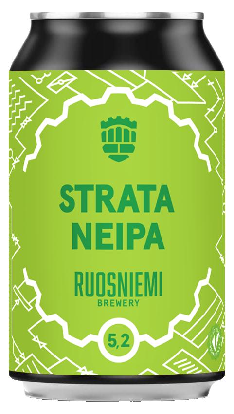Strata Neipa 5,2 % 0,33 L