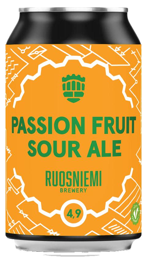 Passion Fruit Sour Ale 4,9 % 0,33 L