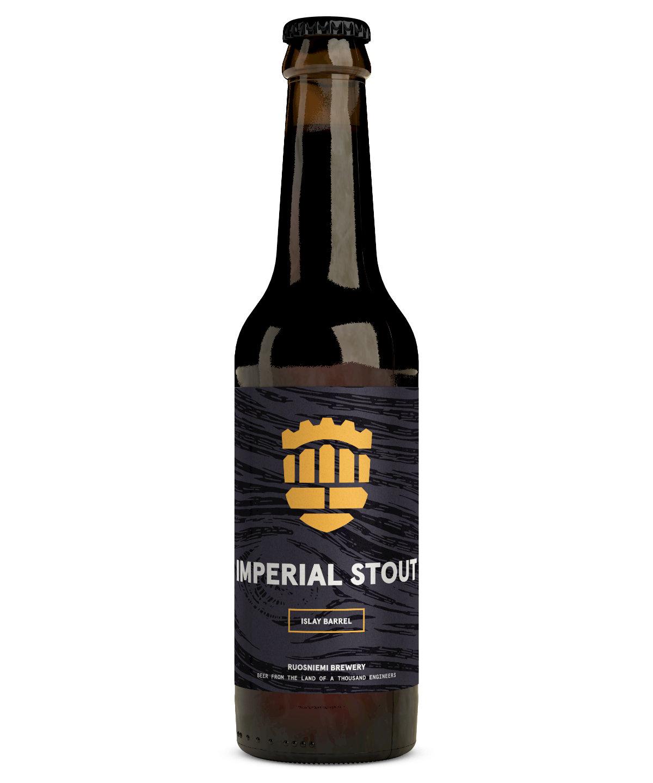 Imperial Stout Islay Barrel 0.33 l 10 %