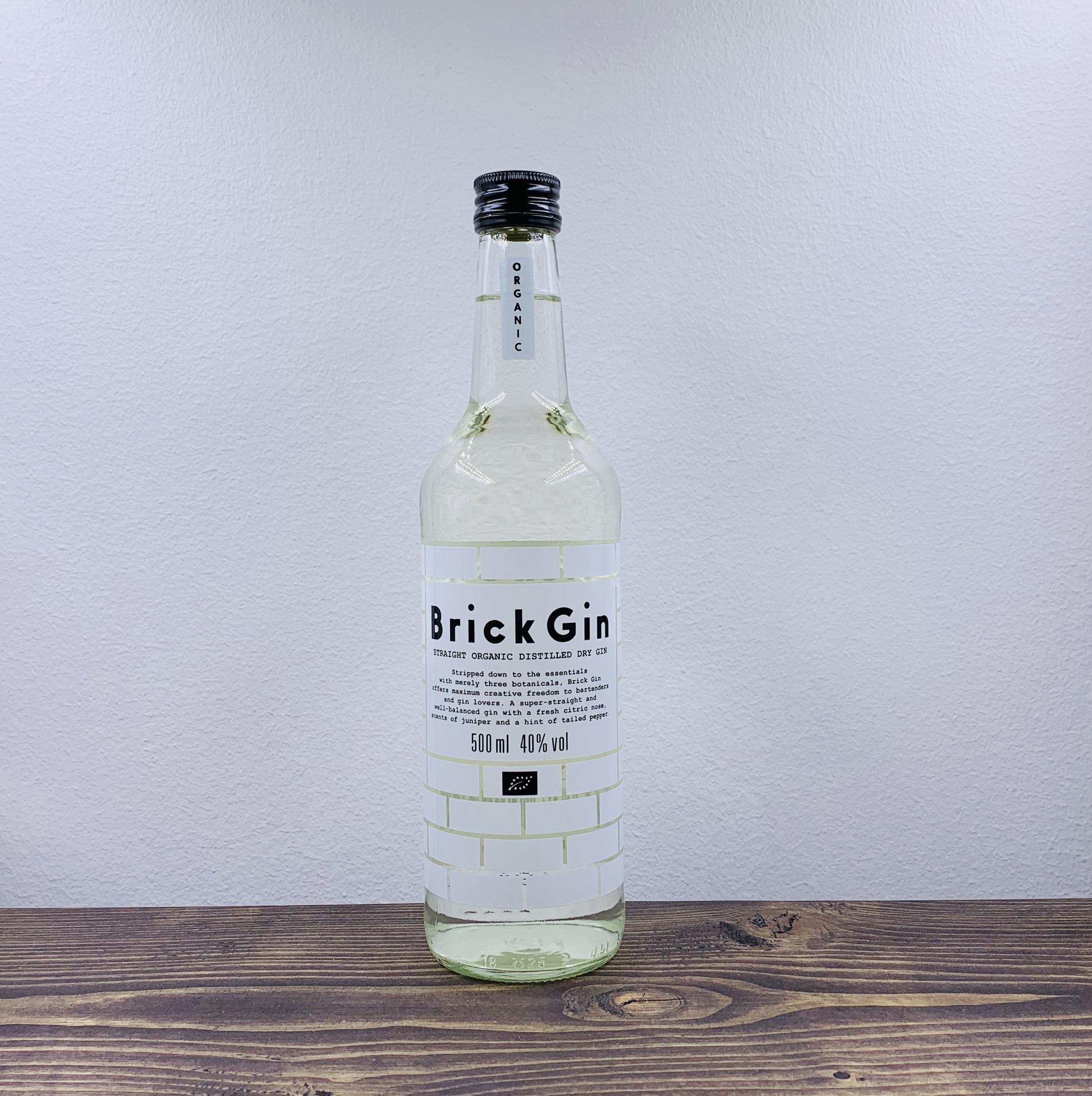Brick Gin Organic 50 CL