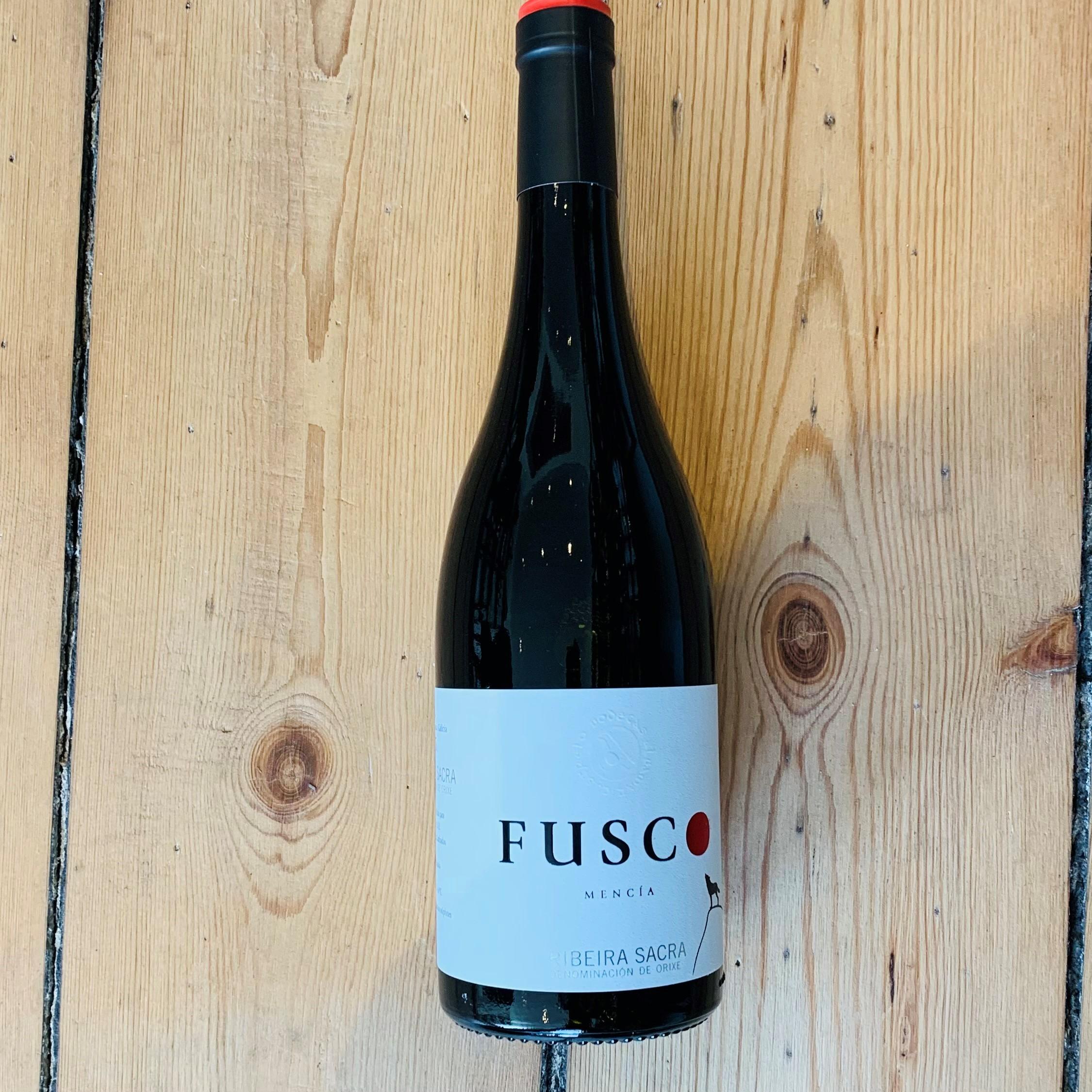 Albamar Fusco Mencia 2018