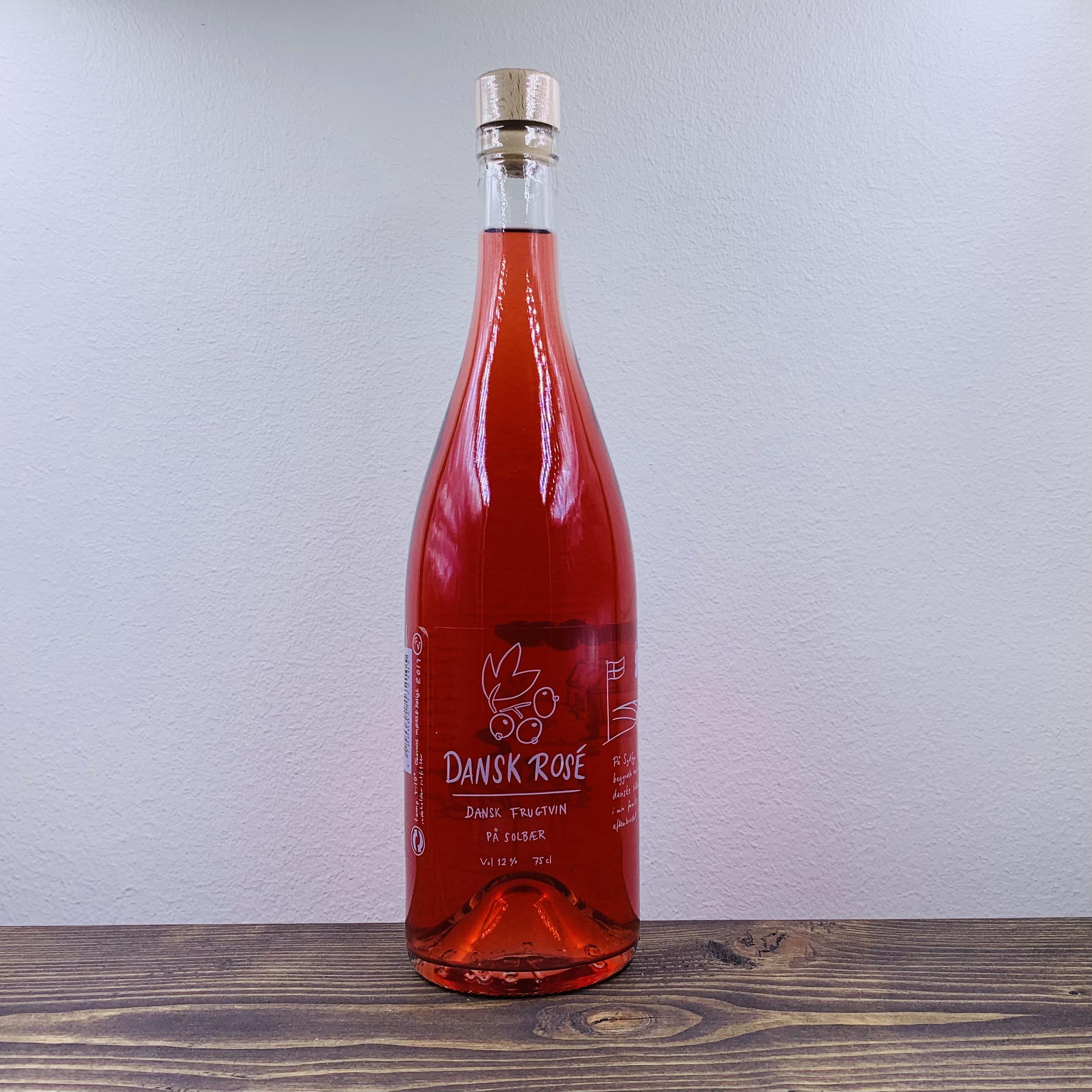 Grands Vin Rosé på Solbær (DK)