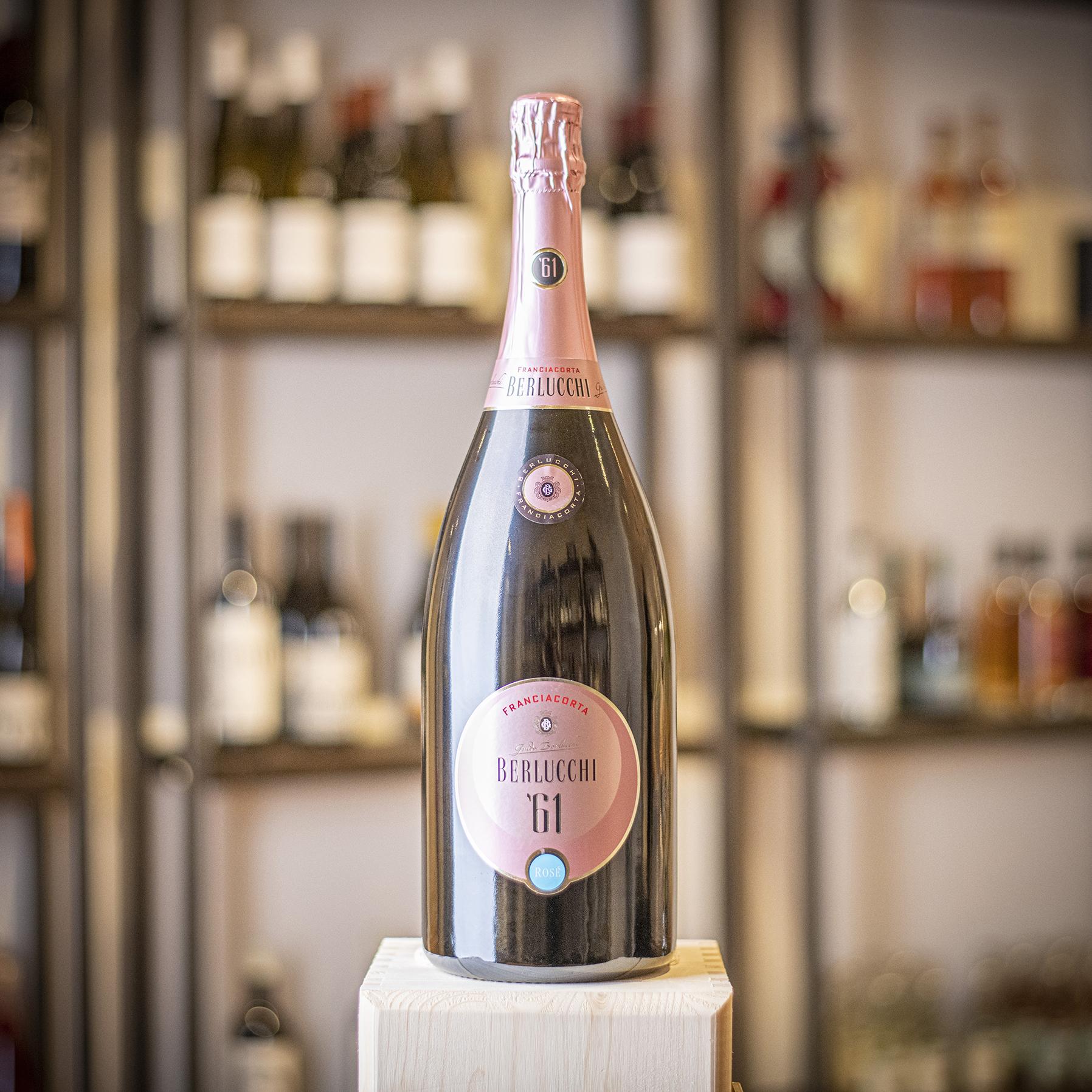 Berlucchi `61 Franciacorta Rosé MAGNUM