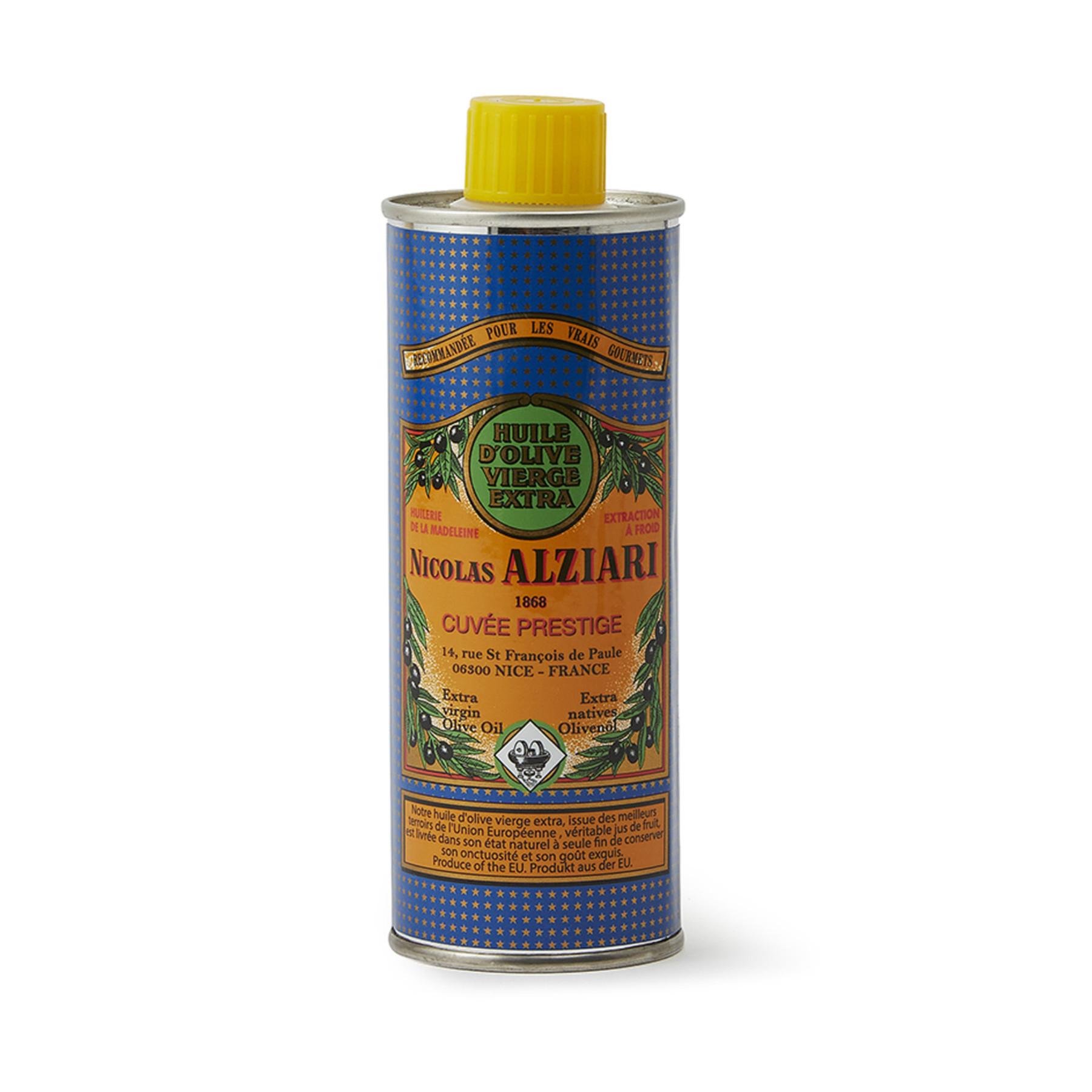 Alziari Traditional Extra Virgin Olive Oil 100ml