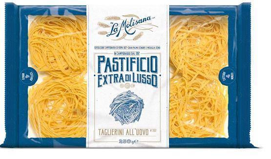 La Molisana Pasta Egg Taglierini No.202 250g