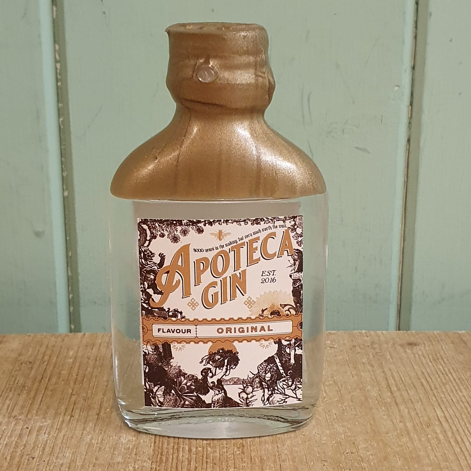 Apoteca - Gin Miniatures 4cl
