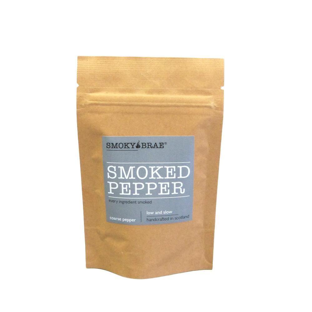 Smoky Brae - Smoked Pepper 30g