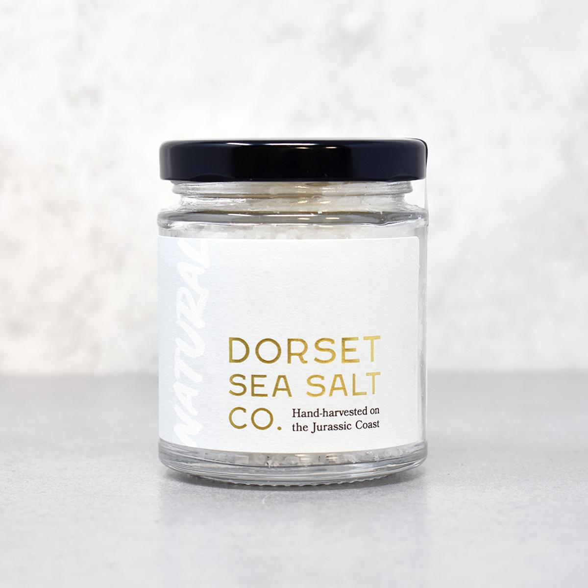 Dorset Sea Salt Co - Natural Sea Salt Flakes 125g