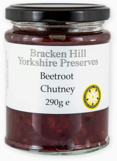 Bracken Hill Yorkshire Preserves - Beetroot Chutney 290g