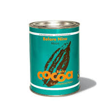Becks Cocoa Drinking Chocolate- Before Nine (Mint) 250g