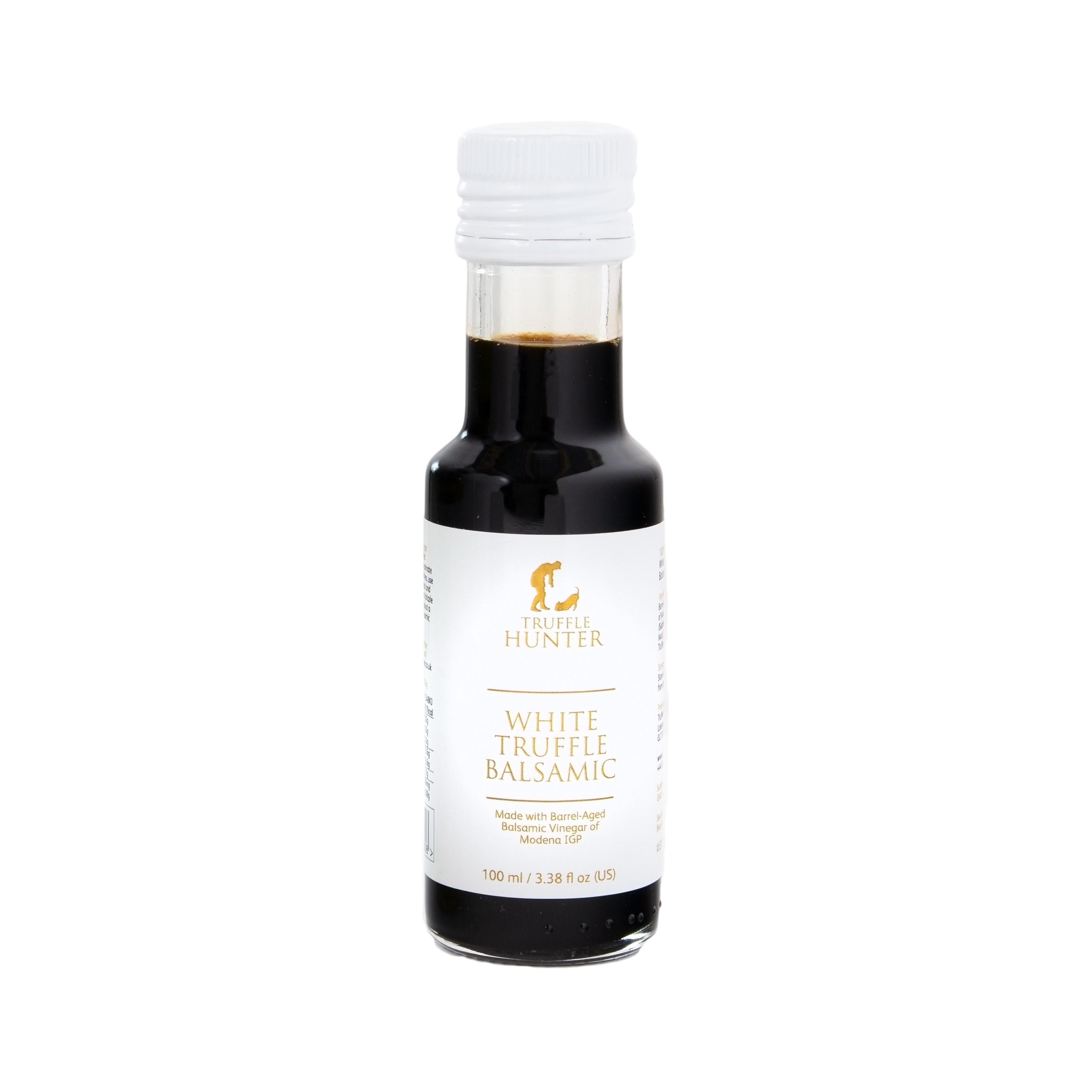 Truffle Hunter White Truffle Balsamic Vinegar 100ml