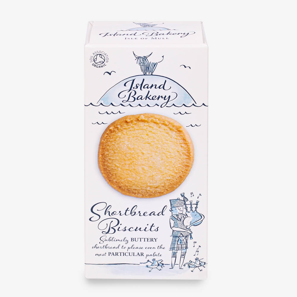 Island Bakery - Shortbread Biscuits 125g