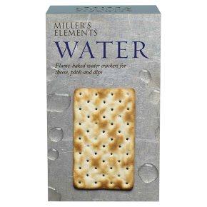 Miller's Harvest- Water Crackers 70g