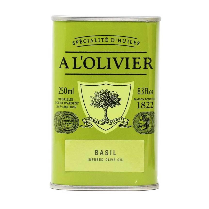 A L'Olivier Basil Oil 250ml