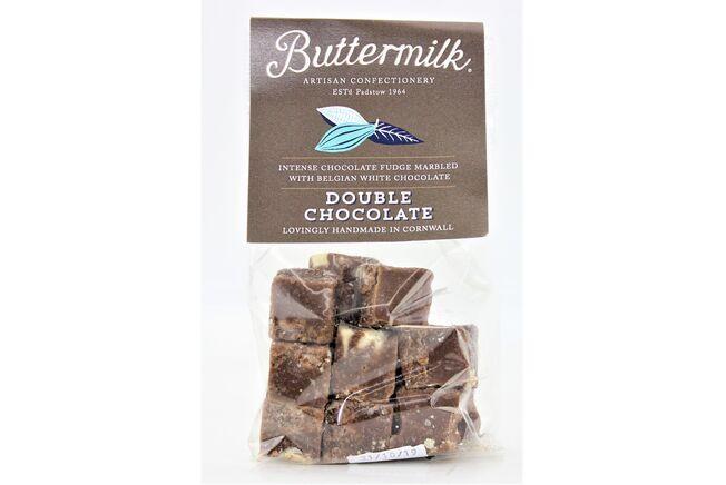 Buttermilk - Double Chocolate Fudge 175g