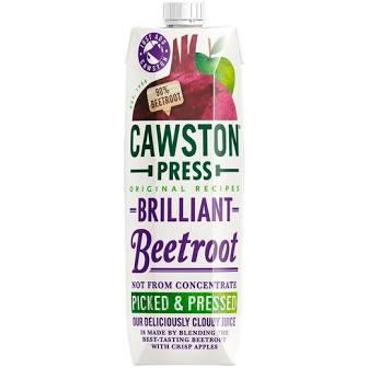 Cawston Press Juice- Brilliant Beetroot 1ltr