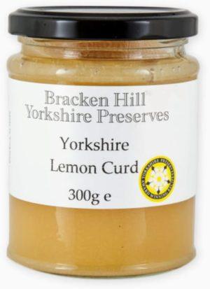 Bracken Hill Yorkshire Preserves - Yorkshire Lemon Curd 300g