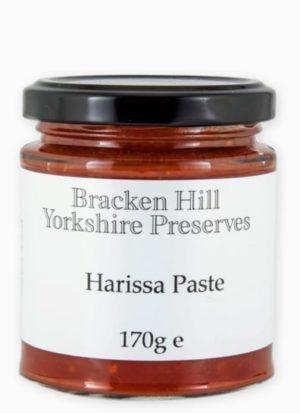 Bracken Hill Yorkshire Preserves - Harissa Paste 170g