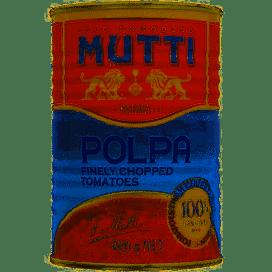 Mutti Polpa Finely Chopped Tomatoes 400g