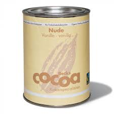 Becks Cocoa Drinking Chocolate- Nude (Vanilla) 250g
