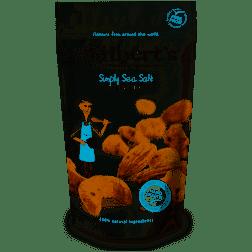 Mr Filbert's - Simply Sea Salt Mixed Nuts 110g