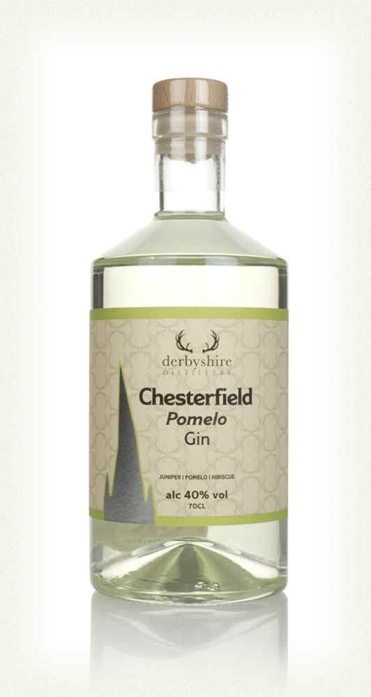 Derbyshire Distillery Chesterfield Gin - Pomelo 20cl