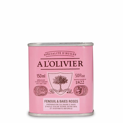 A L'Olivier Fennel and Pink Peppercorn Oil 150ml