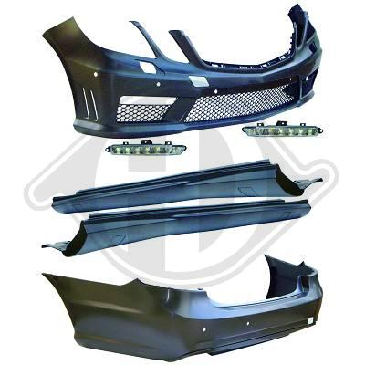 AMG Bodykit W212 2009-2013