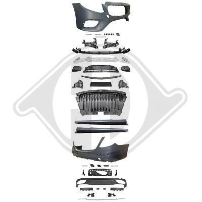 AMG Bodykit W213 2016-2020