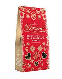 Sjokoladehjerter, 3 smaker