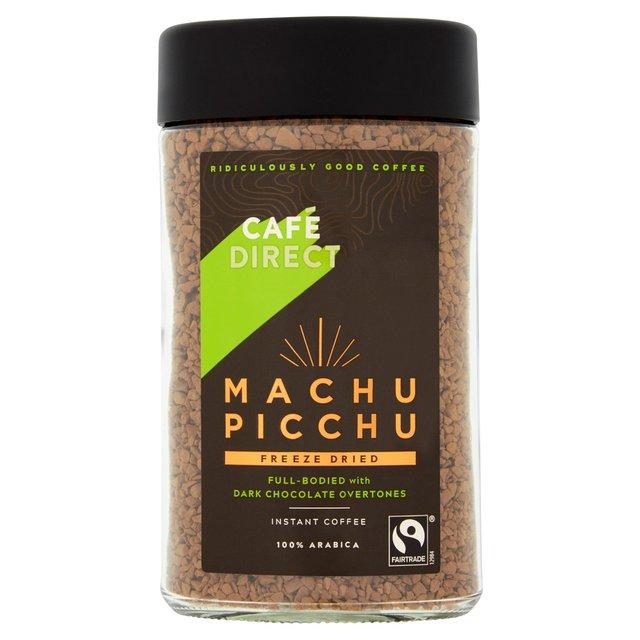Instant kaffe, Machu Picchu, 100g