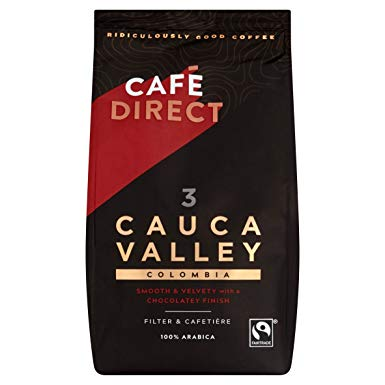 3 x CafeDirect