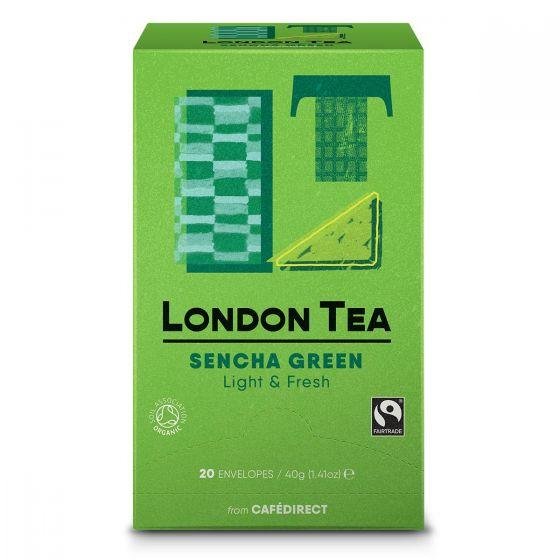 Sencha Green Organic, 20 poser