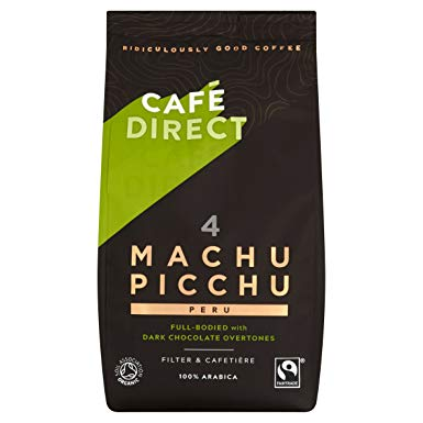 Machu Picchu, traktekaffe, 227g