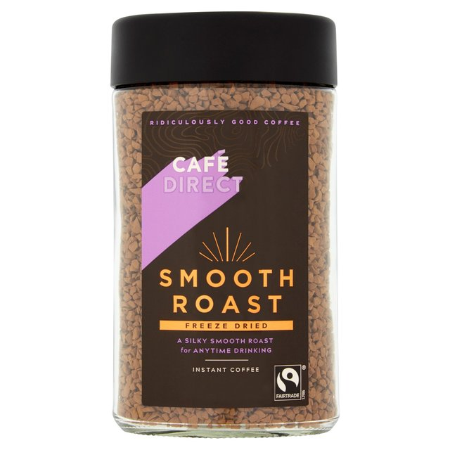 Instant kaffe, Smooth Organic, 100g
