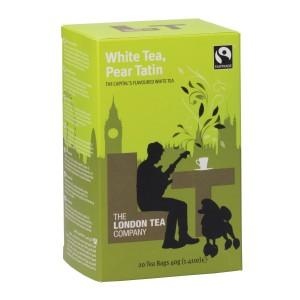 White Tea & Pear Tatin, 20 poser
