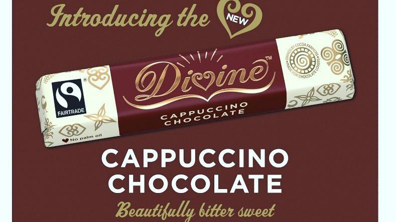 Divine 35g Cappuccino