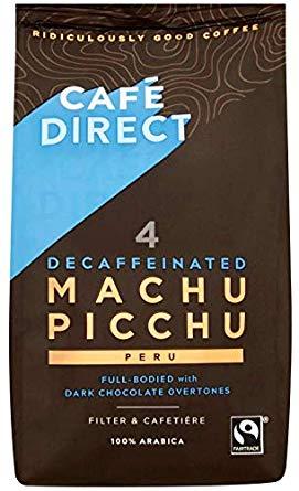 Koffeinfri, traktekaffe, Machu Picchiu, 227g